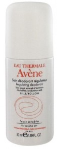 Avene regulating deodorant